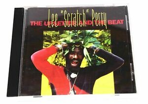 Lee-034-Scratch-Perry-034-The-Upsetter-and-the-Beat-CD-Music-Album-1992-RARE-Vintage