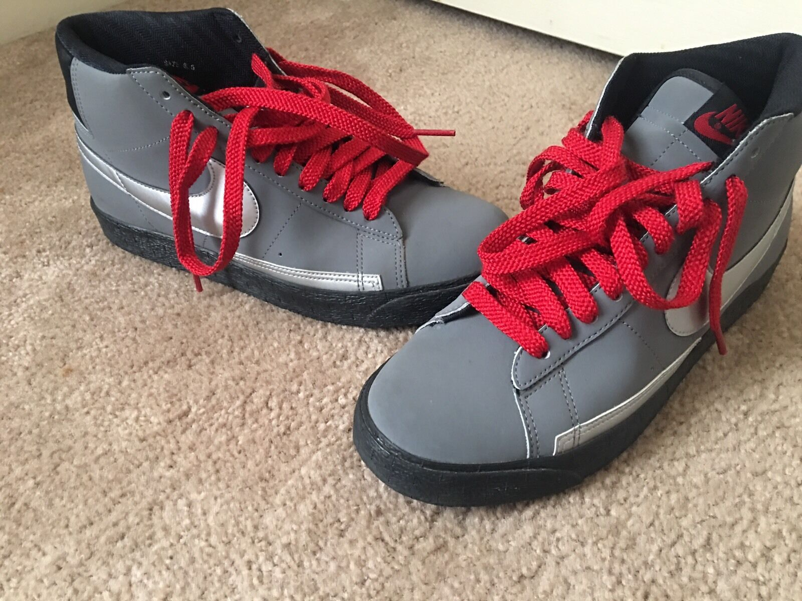 Nike Blazer Mid Size 8  Cheap and fashionable