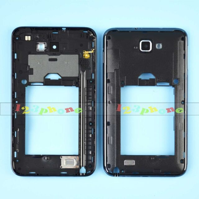 CAMERA LENS + REAR CHASSIS FRAME HOUSING FOR SAMSUNG GALAXY NOTE N7000 i9220