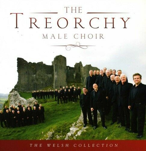 1 of 1 - The Treorchy Male Voice Choir - Welsh Collection [New CD] UK - Import