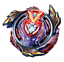 Beyblade-Burst-B-96-STRIKE-GOD-VALKYRIE-MUGEN-Funsion-With-Launcher-Grip-Toy thumbnail 2