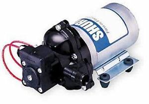 12 Volts 3.5 Gallons Per Minute Shurflo 2088-554-144 Fresh Water Pump 45 Psi
