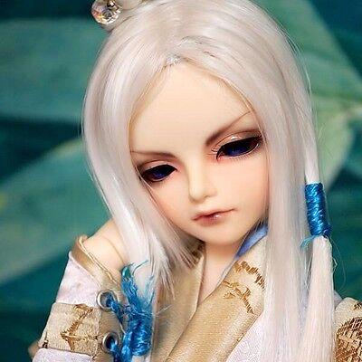 NEW only-doll Xiyu 1/4 MSD Mini Super Dollfie 44cm BJD Boy FREE make up fur wig