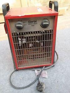 Clarke Devil 6003 3kW Industrial