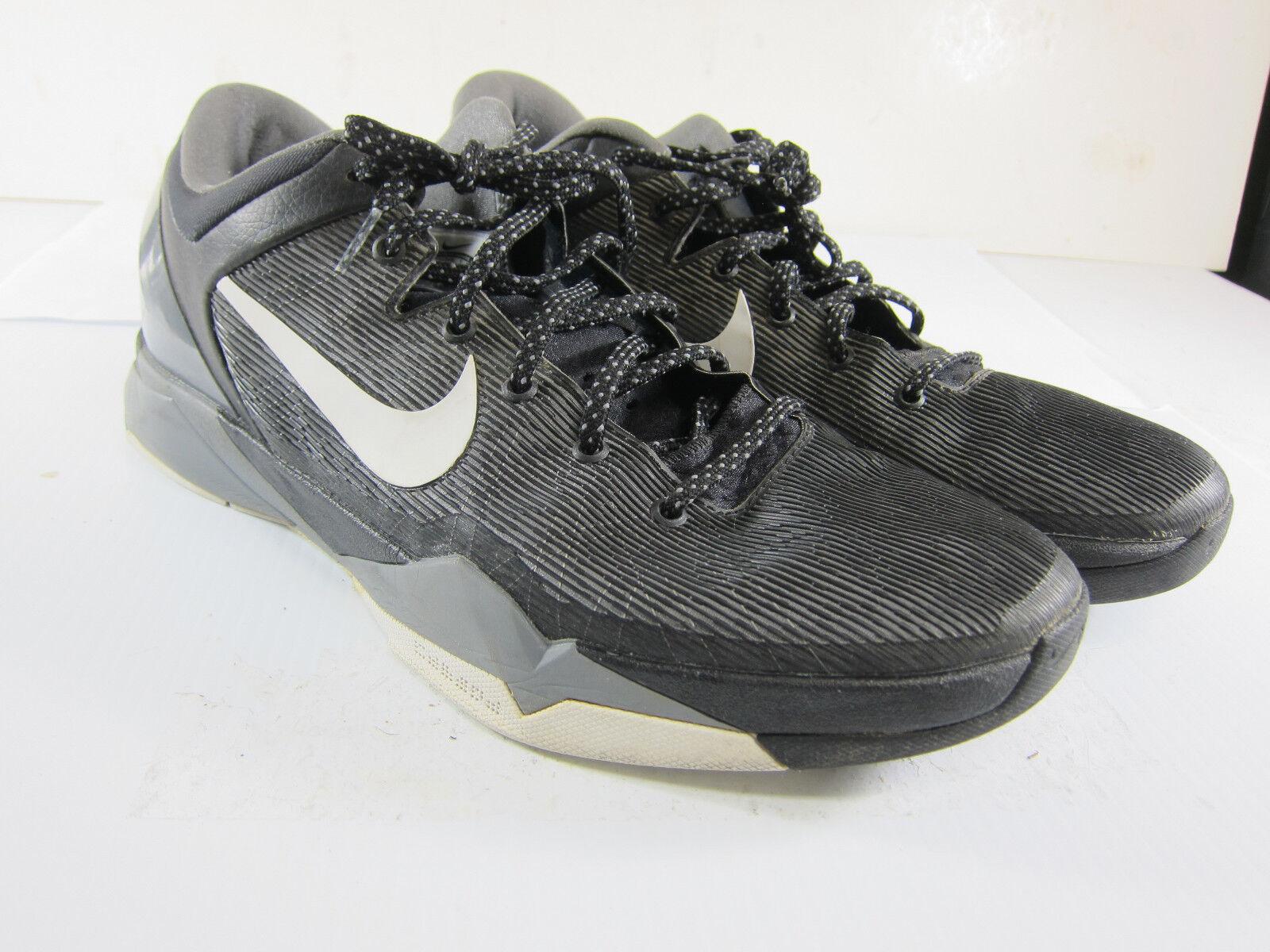 eed4b96af Nike VII 7 System Grey 488371-001 Men Size14 Athletic Shoe Kobe ...
