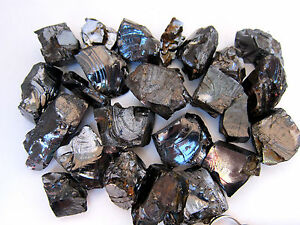 Silver-Shungite-Rough-Stone-15grams-QTY1-Protection-Protects-Environmental-RARE