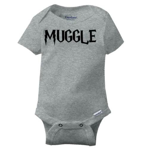 Magic Infant Wizard Gift Gerber OnesieBroomstick Spells Cute Baby Romper