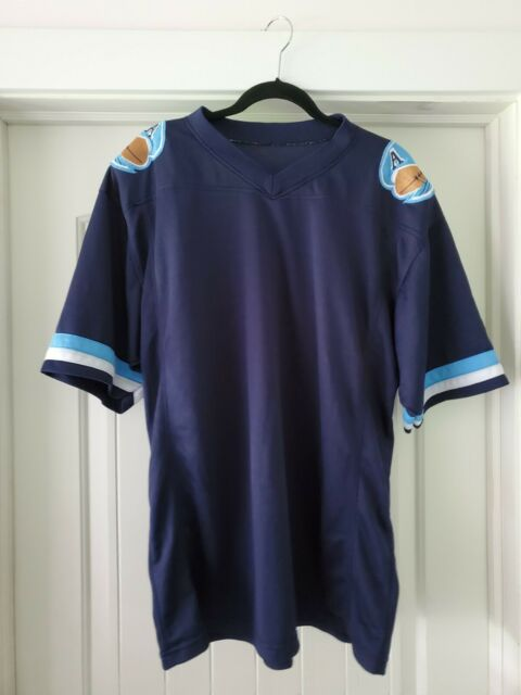 CFL 1980s throwback Toronto Argonauts jersey (unknown maker/size) - about adult