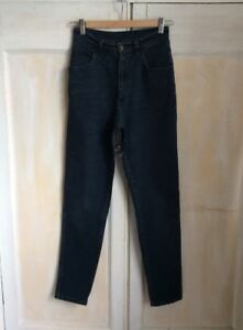 1a4ea996cb Details about Armani Slimin T High Waisted Jeans W 13 Inches Across L 29
