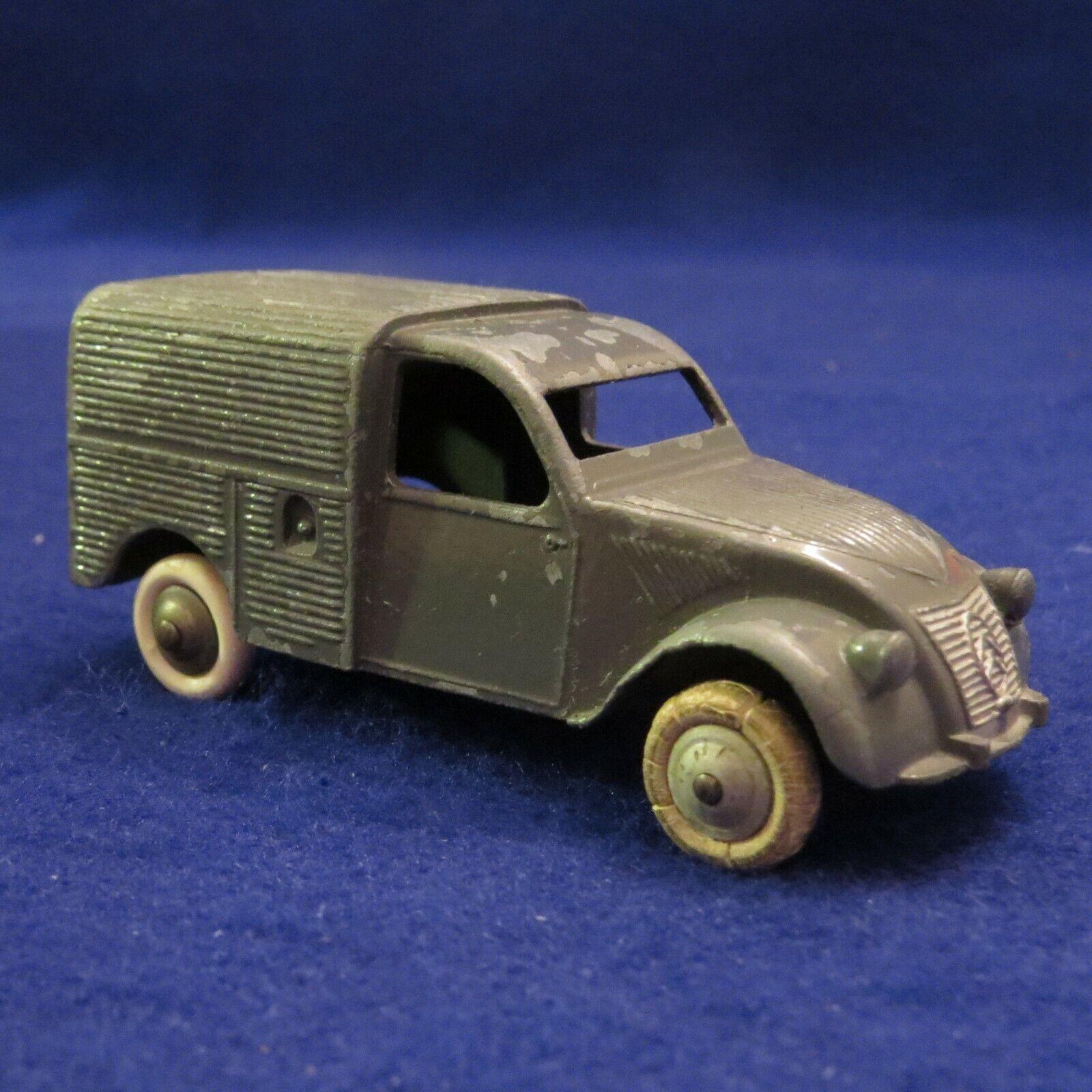 Miniature JRD FRANCE CITROEN 2CV  Van 1 43 - SEE PICS