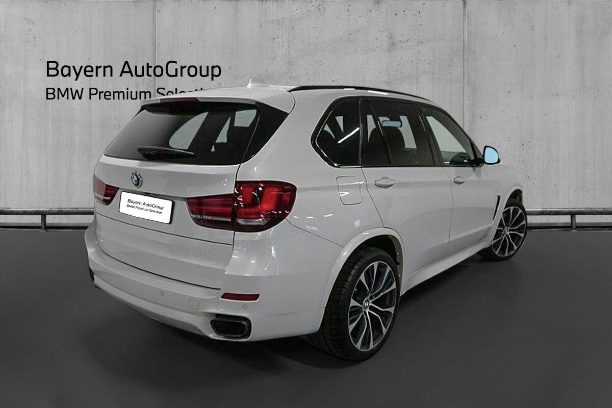 BMW X5 xDrive50i aut.
