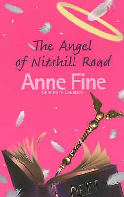 """""""AS NEW"""" The Angel of Nitshill Road, Fine, Anne, Book"""