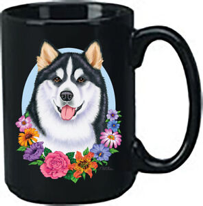 Alaskan Malamute Black Ace Mug Tp 99147 Ebay