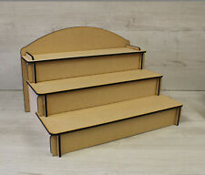 Y155 CRAFT FAIR TABLE SHELF POS POINT OF DISPLAY Stand Unit COUNTER SHOP RETAIL