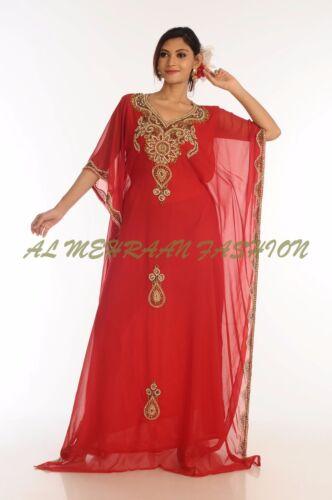 Farasha For Gown Abaya Al Dress Modern Jilbab Mehraan 6004 Women van Fashion FlcK1TJ