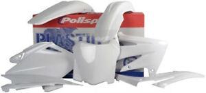 Polisport Honda CRF250R Replica Plastic Kit Set CRF250 CRF 250 250R Red 04-05