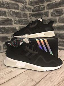 Uk Adidas Originals Eqt 9 Baskets Adv Cushion Noir Taille Cq2377 5 BCZXxB