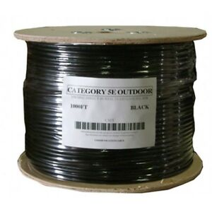 50\'FT CAT5\'e OUTDOOR UNDERGROUND BURIAL CABLE WIRE WATERPROOF UV ...
