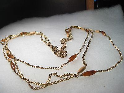 Vintage Necklace Vintage 1960-1970 Statement Necklace Vintage 10 Strand Necklace Unique Jewelry Bridal Jewelry Vintage Costume Jewelry
