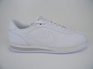 Nike Cortez Mens White Leather Casual Shoes - NWD* - Medium