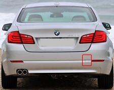 BMW NEW GENUINE 5 SERIES F10 09-13 REAR BUMPER TOW HOOK EYE COVER 7240133