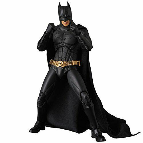 Medicom Batman Inicia  ex Figura De Acción Batman MAF