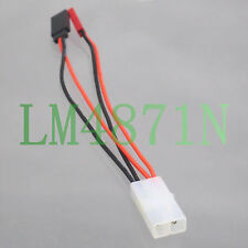 Tamiya female to Y 2x JST JR futaba jack RC 7.2V Battery Harness Parallel wire