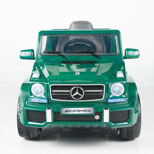 Mercedes benz kids 12v electric ride on car truck power for Pink mercedes benz power wheels