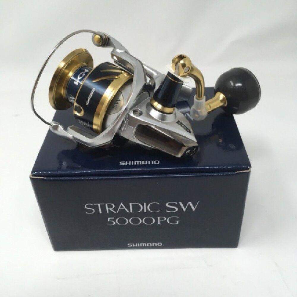 SHIMANO 18 STRADIC  SW 5000PG Japanese Manual - Free Shipping  affordable