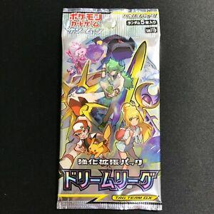 Pokemon-Kartenspiel-sm11b-Traum-Liga-Versiegelt-Booster-Pack-x1-Japanisch