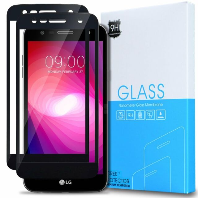 get cheap 98060 c07cc Exact Design Tempered Glass Screen Protector Anti-scratch for LG X Power 2  X2