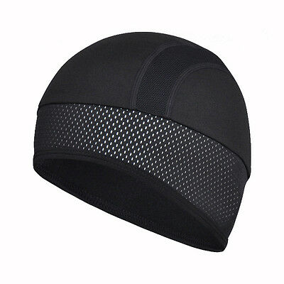 Outdoor Sports Bicycle Reflective Windbreak Warm Cycling Hat Winter Thermal Cap