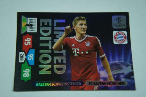 ADRENALYN Champions League 2013//2014 Limited Edition choisir 13//14 nouveau xl CL
