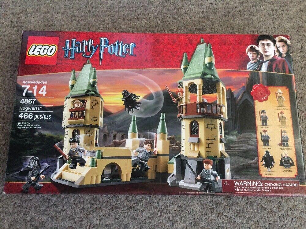Lego harry potter hogwarts hat 4867 neue fabrik versiegelt in original - box