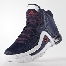ADIDAS J WALL 2 MENS BASKETBALL SHOES SIZES 10.5/11 NAVY/WHITE/RED