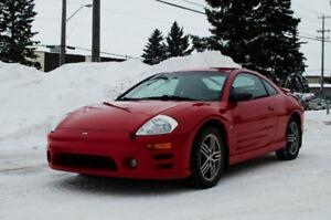2004 Mitsubishi Eclipse GT V6