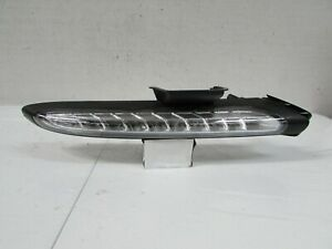2010 2011 2012 2013 PORSCHE CAYENNE GTS FACTORY OEM RIGHT LED FOG LIGHT T1