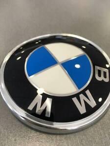 Logo BMW Hood Trunk E38 E65 E68 F30 F02 G11 G12 X1 X2 X3 X4 X5 X6 X7 Original