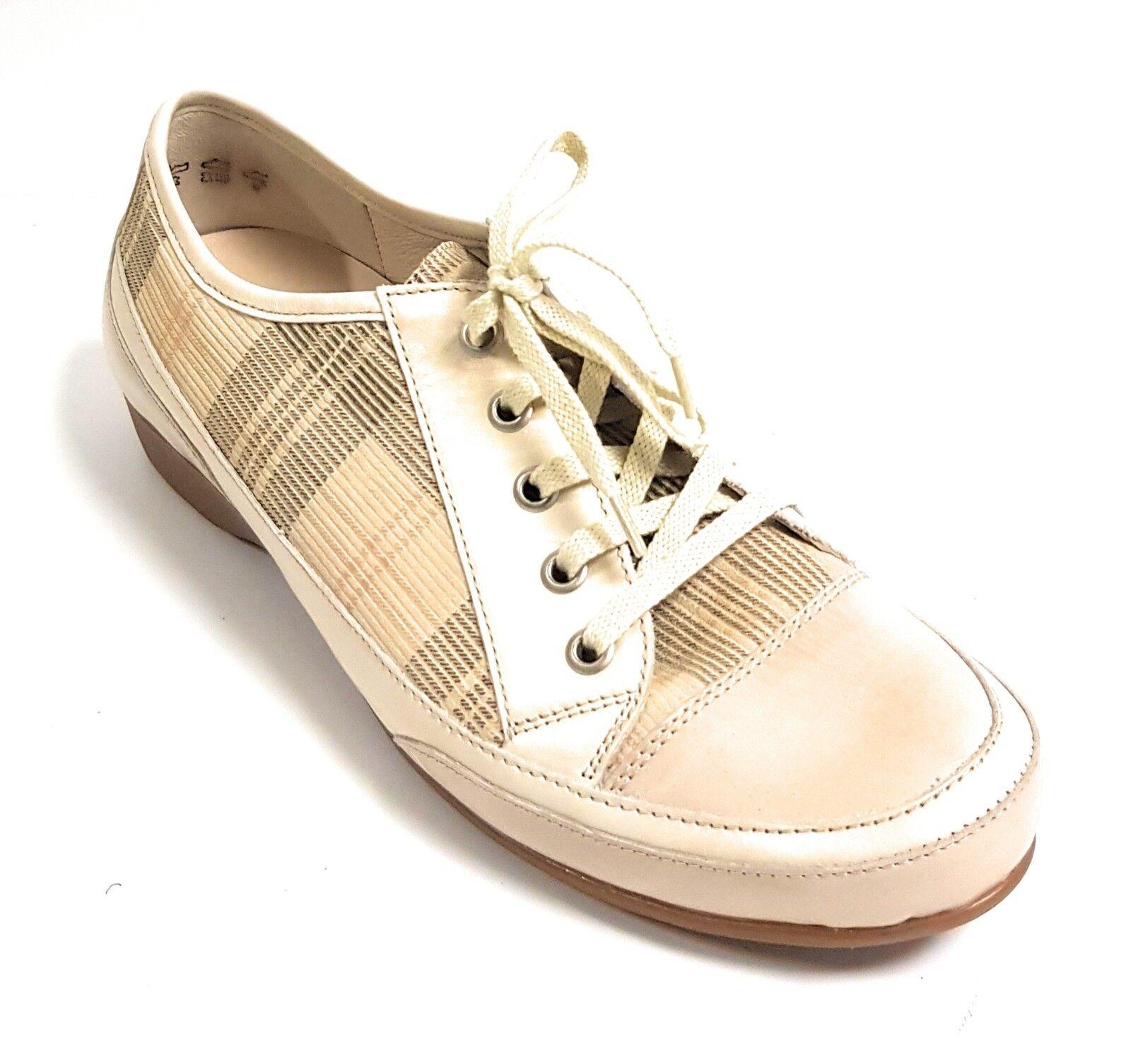 Semler Semler Semler Duffy-H Damen Schuhe Sneaker Halbschuhe Schnürer Damens Schuhes Vario-Fussbe 4bc062