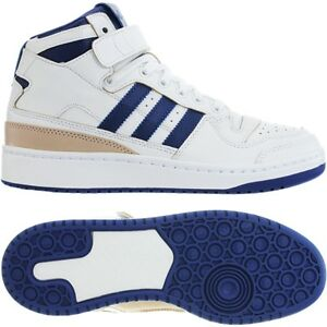 huge discount a3594 adab9 ... Adidas-Forum-Mid-Blanc-Homme-Mid-top-Basket-