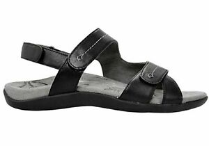 Brand-New-Scholl-Orthaheel-Maya-Womens-Comfortable-Supportive-Leather-Sandals