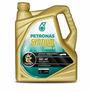 PETRONAS-SYNTIUM-3000-5W40-Synthetic-4L-LITRES-ENGINE-OIL