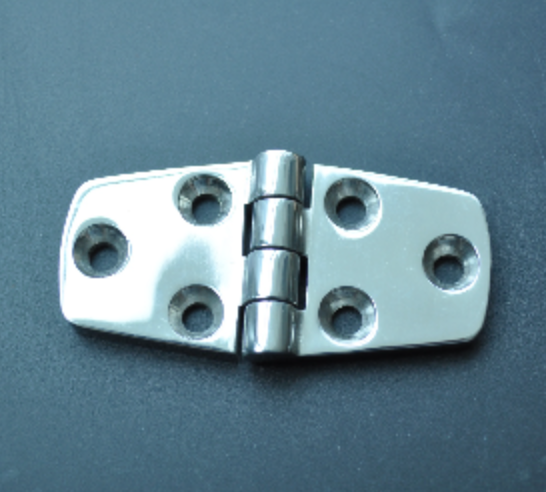 "2Pcs Stainless Steel Door Hinges  Boat Hinge Marine Hardware 3/"" X 1.5/"""