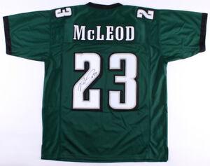Details about Rodney McLeod Signed Philadelphia Eagles Jersey (JSA COA) Super Bowl LII Champ