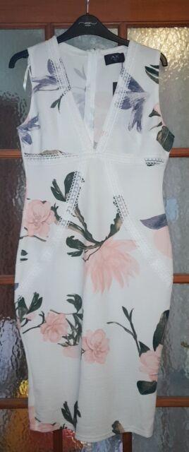 Ladies AX Paris Dress Size 10 BNWT