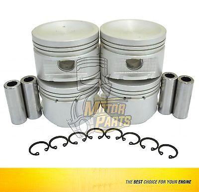 Piston Ring Set Fits Nissan Sentra 1.6 L GA16DE DOHC SIZE 040