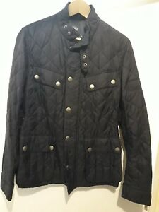 Ariel Barbour Quilt Jacket Blue International CTqaw5O