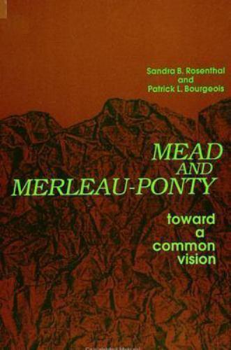 Mead and Merleau-Ponty: Toward a Common Vision, Philosophy, History & Surveys, S
