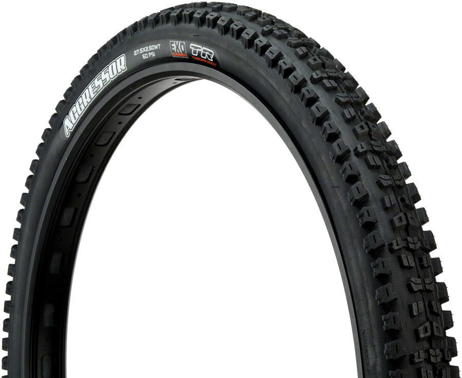 Maxxis Aggressor EXO  Tubeless Ready Mountain Bike Tire AM DH XC 650b 27.5 x 2.5   best-selling