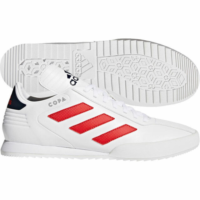 Buy adidas Performance Copa Super Cq1946 White scarlet  Mens Indoor ... f9696152bb